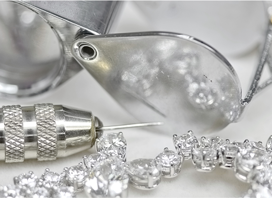 9386eb6da See us to keep your jewelry in brilliant condition with: